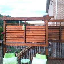 deck privacy screenprivacy wall for patio fence apartment balcony