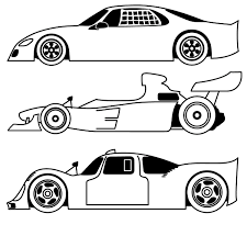 kid car drawing free printable sports coloring pages for kids best of cars