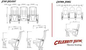 Movie Theater Sofas by Star Delight Home Theater Movie Chairs Cinema Theater Seating