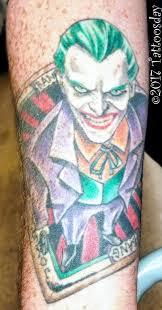 gypsy joker tattoo fairfield tattoosday a tattoo blog 2017