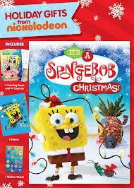 amazon com spongebob squarepants it u0027s a spongebob christmas