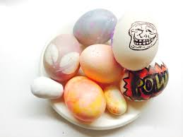 decorate easter eggs for our vine challenge craftyeggs