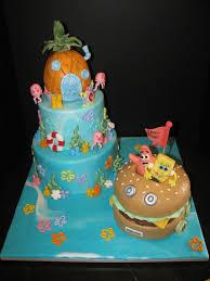 spongebob cake ideas the 25 best spongebob birthday cakes ideas on