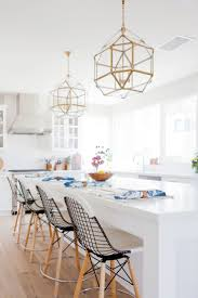 lighting for kitchen island modern kitchen island lighting fixtures clear glass pendant lights