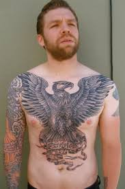 more images eagle tattoos large chest tattoos