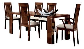 modern dining room table and chairs capri dining room alf italy modern formal dining sets dining