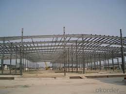 buy prefabricated steel structure warehouse projects price size