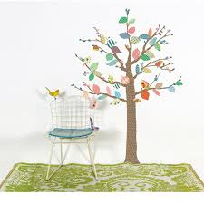 stickers arbre chambre bébé stickers muraux arbre berceau galerie avec stickers arbre chambre