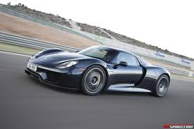 Porsche 918 Blue - porsche working on sub 918 spyder supercar gtspirit