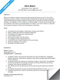 exles of hair websites fashion resume exles employment objective for resume how to