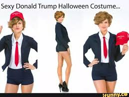 Donald Trump Halloween Costume Pin Camron Moore Funny Pictures Funny Pictures