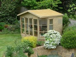 Summer Garden Houses - garden sheds home outdoor decoration