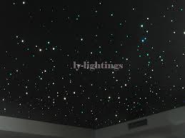 Fibre Optic Lights For Ceilings Diy Optical Fibre Lights Rgb Color Change Ceiling Light Multi
