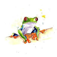 tree frog design