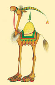 boxed cards patience brewster christmas camel boxed cards