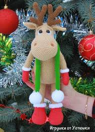 Amigurumi Christmas Ornaments - 837 best amigurumi weihnachten images on pinterest christmas