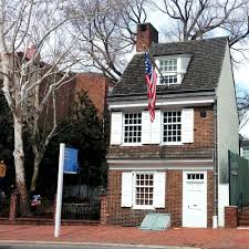 Did Betsy Ross Make The First American Flag Its History Exploring Famous Sites In Philadelphia U2014 Our Sense