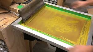 What Size Paper Are Blueprints Printed On How To Screen Print T Shirts At Home Basic Diy Instructions