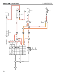 wiring diagram driving lights hilux with schematic images diagrams