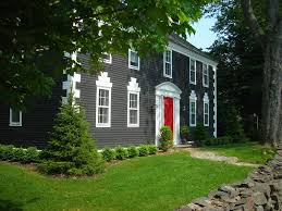renovated historic 1784 georgian colonial home featured in maine