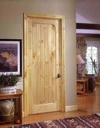 Knotty Pine Interior Doors Prepossessing Pine Interior Doors For Garden Decoration Knotty