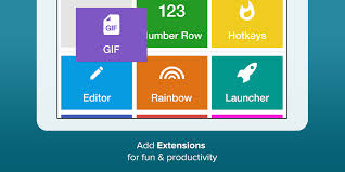 fleksy chat with gifs stickers web search u0026 fun android apps