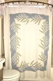 Vintage Style Shower Curtain How To Make A Shower Curtain With A Vintage Tablecloth The