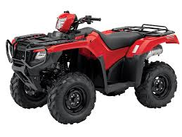 honda trx500fa6 atv the honda shop