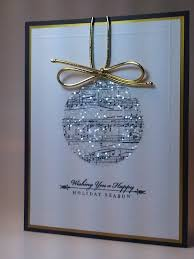 23 creative ways to make cards musicals ornaments and