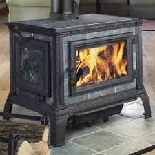 our new wood stove hearthstone equinox 8000 soapstone with cast