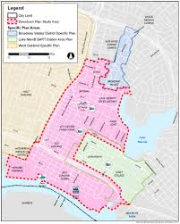 Bart Map Oakland by Specific Plan Could Transform Downtown Oakland Oakland North
