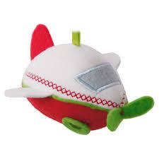 keepsake merry airplane plush ornament keepsake ornaments