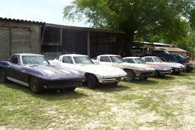 1963 corvette split window production numbers mystery 1963 corvette split window coupe barn finds field cars