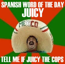 Funny Memes About Mexicans - 12 funny mexican word of the day memes
