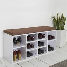 Hidden Storage Shoe Bench Best 25 Wooden Shoe Storage Ideas On Pinterest Shoe Shelf Diy