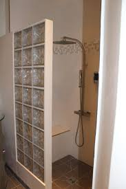 glass block bathroom designs glassblock bathroom shower designs shower stall with glass block
