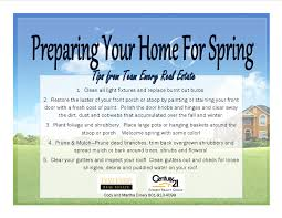 spring cleaning tips from team emery real estate
