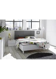 chambre adulte design blanc chambre adulte design coloris blanc et gris
