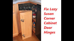 kitchen corner cabinet hinge adjustment how to select correct hinge replacements for lazy susan kitchen cabinet doors 165 degree or 170 deg
