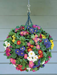 Hanging Flowers How To Create A Hanging Flower Ball U2013 Just Imagine U2013 Daily Dose