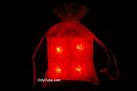 Red Light Fixture by Box Fast