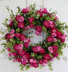 642 best beautiful wreaths images on ideas