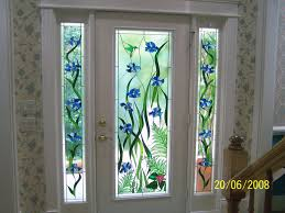 Antique Stained Glass Door by Interior Delightful Image Of Home Interior Design And Decoration