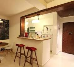 raised kitchen island breakfast bar countertop overhang kitchen island with