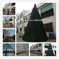 metal frame led white spiral christmas tree outdoor for holiday