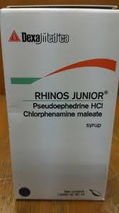 Obat Batuk Rhinos jual obat flu pilek anak rhinos junior syrup apt cinta sehat