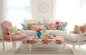 spring living room decorating ideas floral decor for living room meliving 8a4612cd30d3