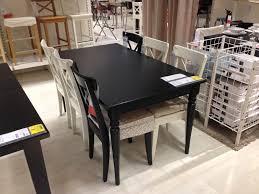 Ikea Chaise En Bois by Beau Table Rectangulaire Avec Rallonge Ikea Avec Table Basse En