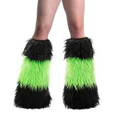 mardi gras leg warmers mardi gras rakuten global market leg warmers fur costume
