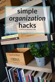 organizing your home easy hacks for families cuddles and chaos